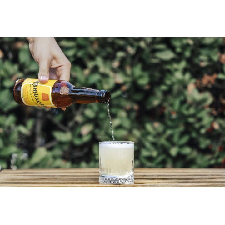 Juice Joy Kombucha Zencefil - Limon